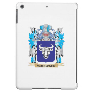 Waggoner Coat of Arms - Family Crest iPad Air Case