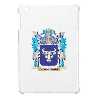 Waggoner Coat of Arms - Family Crest iPad Mini Cover