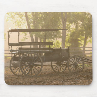 Wagon - Abe's Buggie Mouse Pad