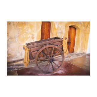 Wagon Canvas Stretched Canvas Prints