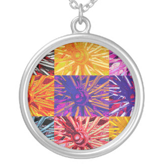 WAGON WHEEL PENDANT