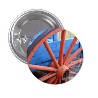 Wagon Wheel Pin