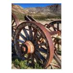 Wagon Wheels Postcards