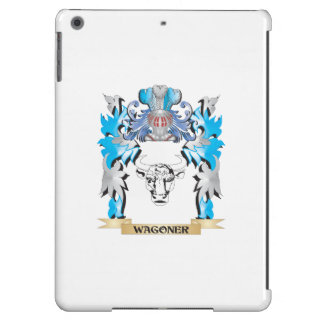 Wagoner Coat of Arms - Family Crest iPad Air Case