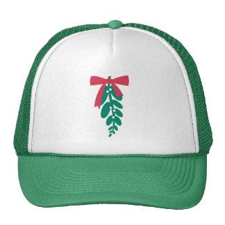 WagsToWishes_Mistletoe holiday hat