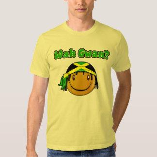 wah gwan t-shirts