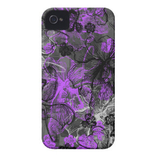 Wahine Lace Hawaiian iPhone 4 Cases