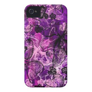 Wahine Lace Hawaiian iPhone 4 Cases