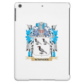 Wahncke Coat of Arms - Family Crest Cover For iPad Air