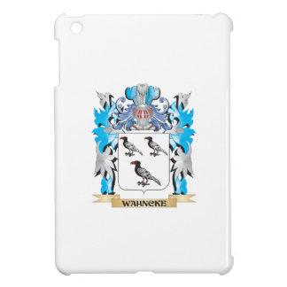 Wahncke Coat of Arms - Family Crest iPad Mini Cover