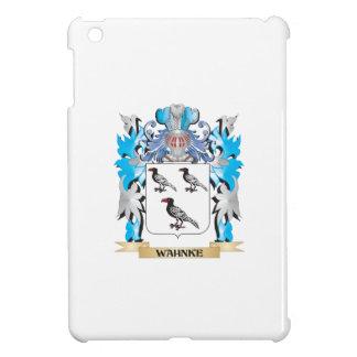 Wahnke Coat of Arms - Family Crest iPad Mini Case