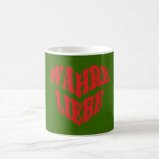wahre Liebe Kaffeehaferl