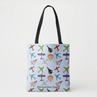 WAI Australian Chapter Ladies Large Tote Bag