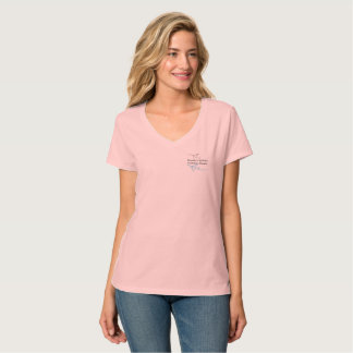 WAI Australian Chapter Ladies Tshirt