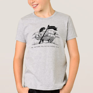 Wai - Kids T Shirt,  artwork by Charlotte Moore T-Shirt