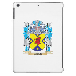Waide Coat of Arms - Family Crest Cover For iPad Air