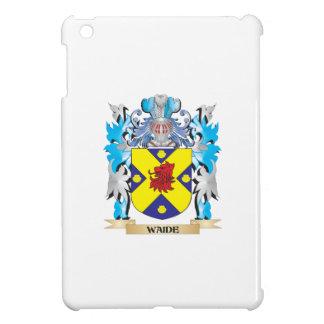 Waide Coat of Arms - Family Crest iPad Mini Cover