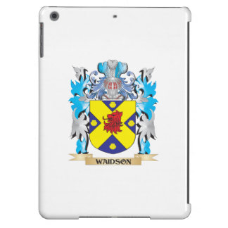 Waidson Coat of Arms - Family Crest iPad Air Case