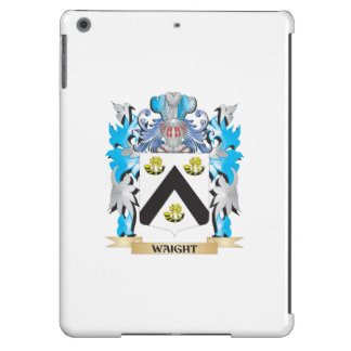 Waight Coat of Arms - Family Crest iPad Air Case