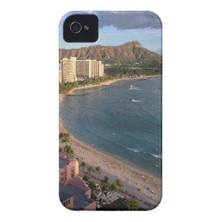 Waikiki Beach iPhone 4 Cover