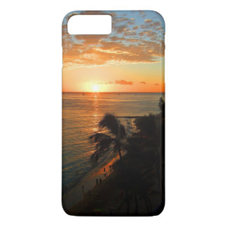 Waikiki Beach iPhone 8 Plus/7 Plus Case