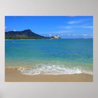 Waikiki Beach Posters