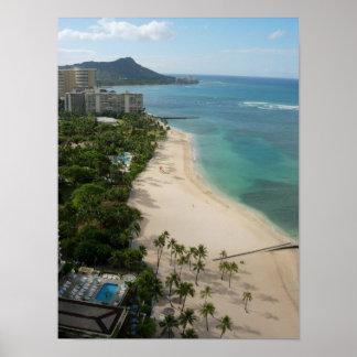 Waikiki Paradise Poster