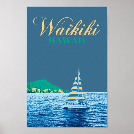 Waikiki Print