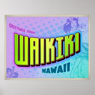WAIKIKI poster