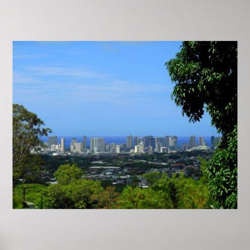 Waikiki Posters