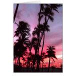 Waikiki Sunset Cards