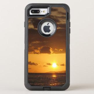 Waikiki Sunset OtterBox Defender iPhone 7 Plus Case