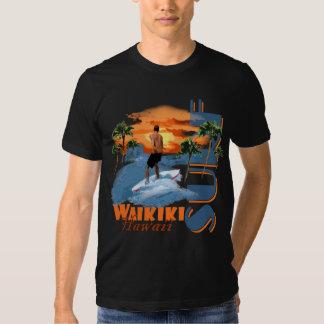 Waikiki SURF! Tshirt