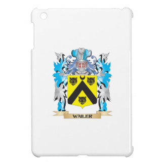 Wailer Coat of Arms - Family Crest Cover For The iPad Mini