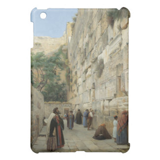 Wailing Wall by Gustav Bauernfeind iPad Mini Cover