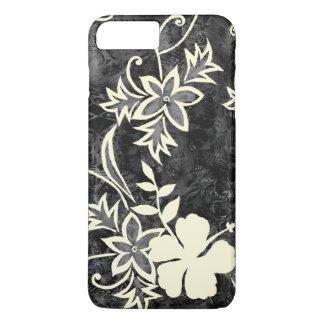 Waimanalo Hawaiian Hibiscus Batik iPhone 7 Plus Case