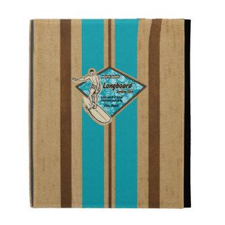 Waimea Surfboard Hawaiian iPad Folio iPad Cases