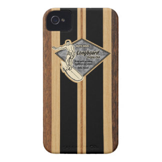 Waimea Surfboard Hawaiian iPhone 4 Case