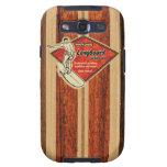 Waimea Surfboard Hawaiian Samsung Galaxy Case