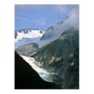 Waimo River, Franz Joseph Glacier Postcard