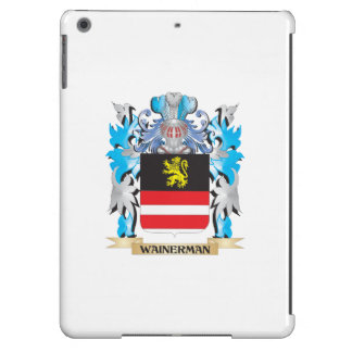 Wainerman Coat of Arms - Family Crest iPad Air Covers