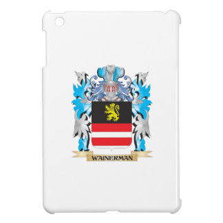 Wainerman Coat of Arms - Family Crest iPad Mini Cover
