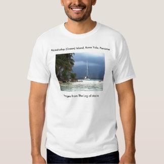 Waisaladup (Green) Island, Kuna Yala, Panama Shirt