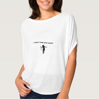 Waist time hooping T-Shirt