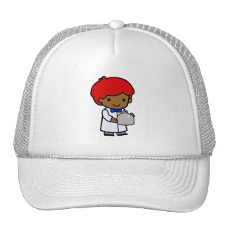 Waiter Cap