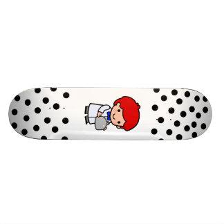 Waiter Custom Skateboard