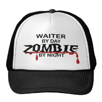 Waiter Zombie Cap
