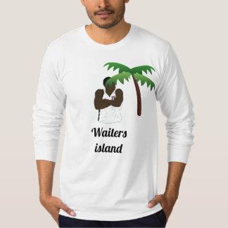 Waiters Island long sleeve shirt