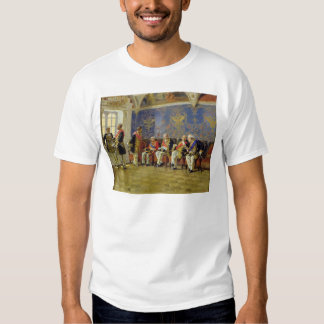 Waiting for an Audience, 1904 Tees