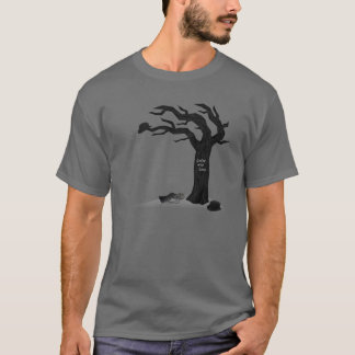 Waiting For Godot - Godot Was Here T-Shirt